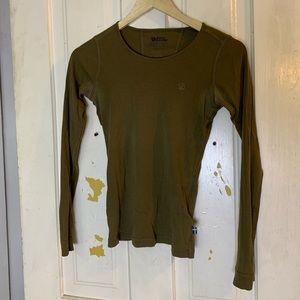 Fjällraven long sleeve T-shirt
